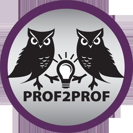 Prof2Prof Logo